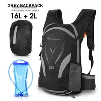 west biking sports backpack suit with rain cover water bag outdoor cycling travel mtb road bike bag portable bike accessories