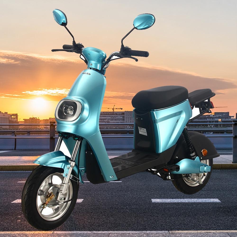 Eléctrico inteligente de la motocicleta de alta potencia Moto eléctrica Scooter Eléctrico...