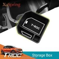 car armrest center storage box for volkswagen vw t roc troc 2017 2018 2019 2020 2021