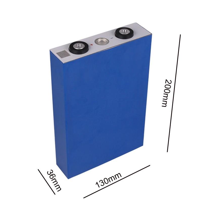 1-4 قطعة 3.2 فولت 100 أمبير بطارية حزمة LiFePO4 ليثيوم الحديد فوسفا سعة كبيرة 100000 مللي أمبير دراجة نارية سيارة كهربائية موتور بطاريات