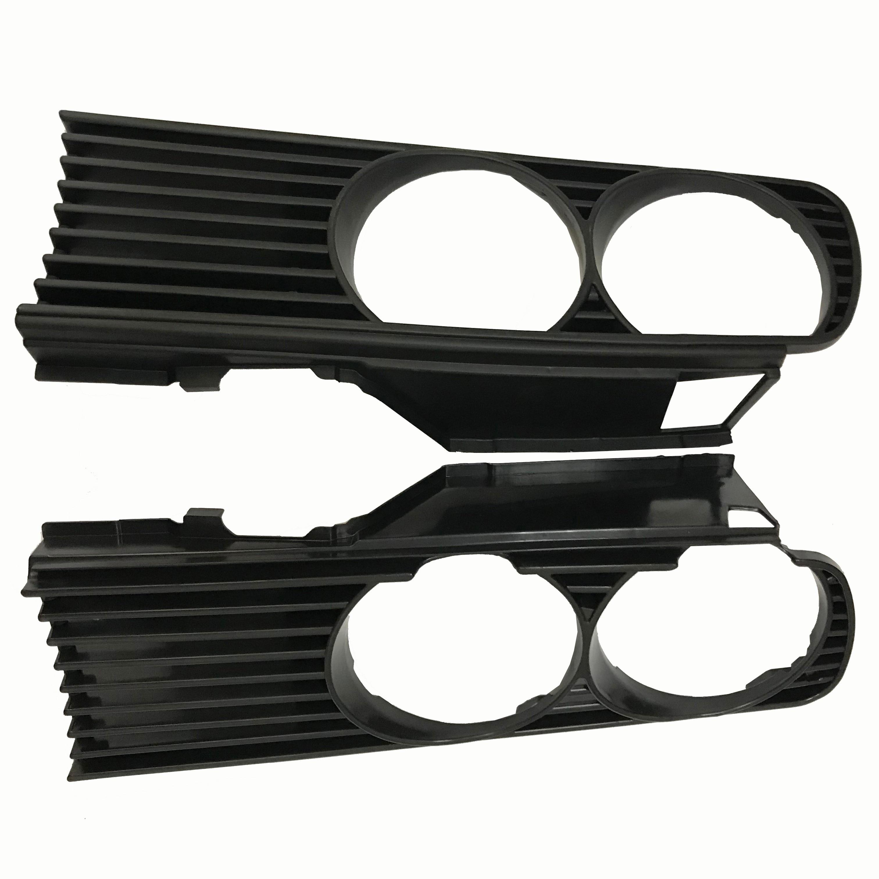 لسيارات BMW E30 المصباح مصبغة إطار دعم الغطاء