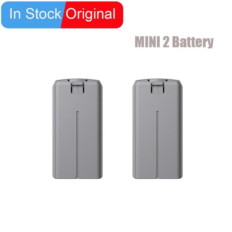 Original DJI Mini 2 Intelligent Flight Battery / 2 PCS DJI Mavic MINI 2 Drone LiPo Batteries For MINI 2 Parts Accessories