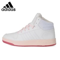 original new arrival adidas neo hoops 2 0 mid womens skateboarding shoes sneakers
