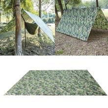 1 ensemble extérieur imperméable Camping survie abri soleil étanche à lhumidité pique-nique couverture plage auvent Camping tapis abri de pluie