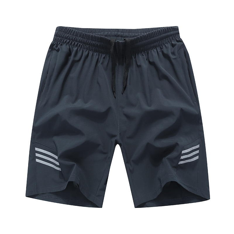 plus size 9xl 8xl 7xl 6xl 5xl shorts casual gym shorts mens solid color knee length pants thin breathable beach shorts loose Plus size 6XL,7XL,8XL,9XL Shorts Mens Casual  Sweatpants  Elastic Waist summer Beach Shorts Breathable Quick-drying Board Shorts