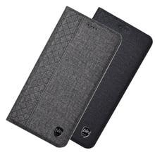 Housse de téléphone magnétique en cuir de luxe pour BlackBerry KEYone DTEK70 étui à rabat pour Blackberry Key2 sac de téléphone debout funda