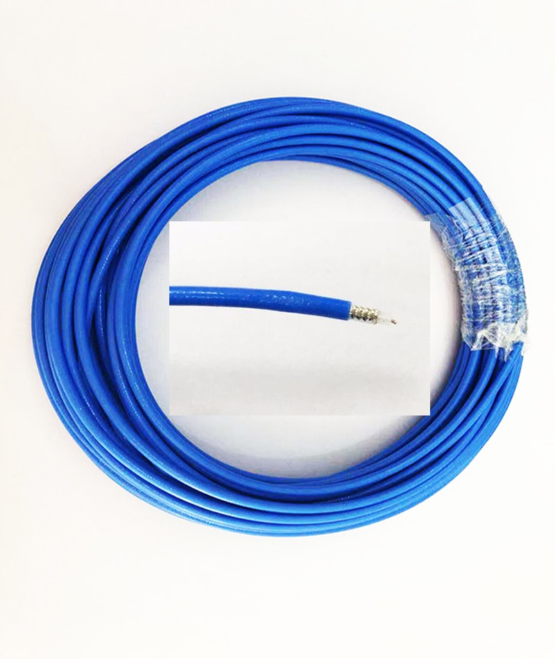 Câble Coaxial RF RG405 antenne Semi-Flexible   Câble Coaxial, 10m 30ft 50ohm