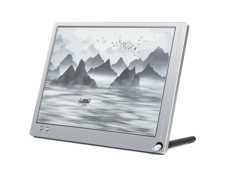 Waveshare 10.3inch E-paper Monitor, HDMI Display Interface, Eye Care, Supports Raspberry Pi/Jetson Nano/PC, US/EU/UK Adapter