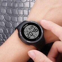 SYNOKE Ultrathin Unisex Digital Wristwatches Girls Boys Watches Alarm Chrono Student Clock Casual Sport LED Fashion Watch