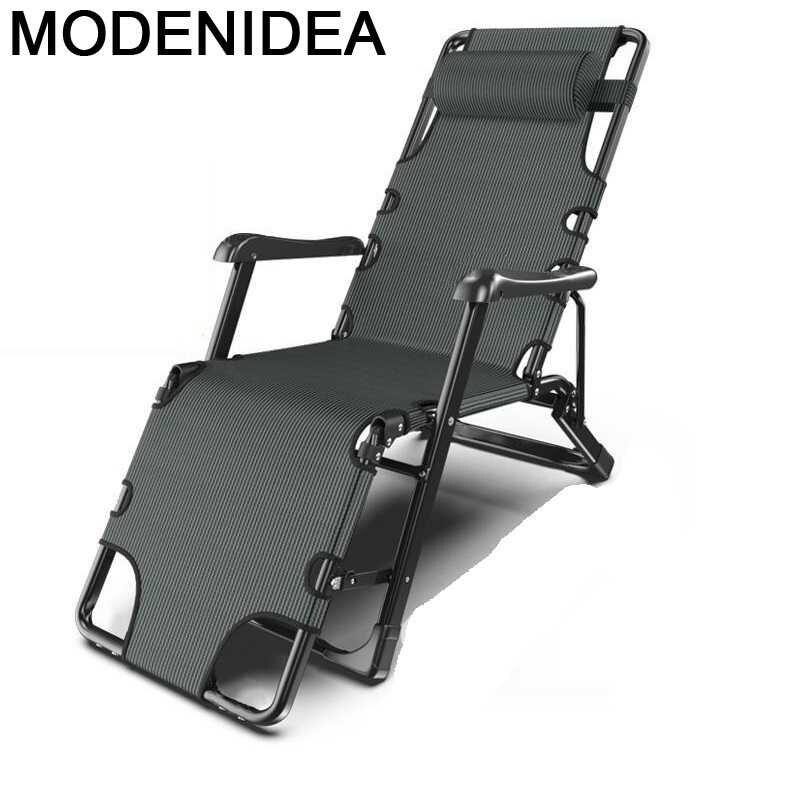 Mobi Da Giardino-Tumbona De Playa Transat, cama De acampada, silla De jardín,...