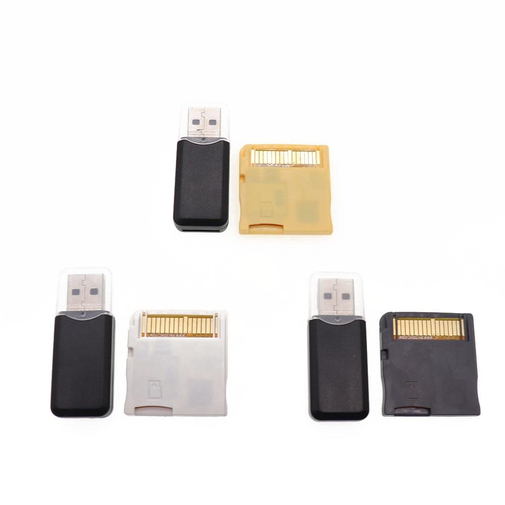 2020 2021 Новый R4 SDHC бело-золотые серебро видео карточная игра скачать самостоятельно с розничной коробкой (без карты памяти)