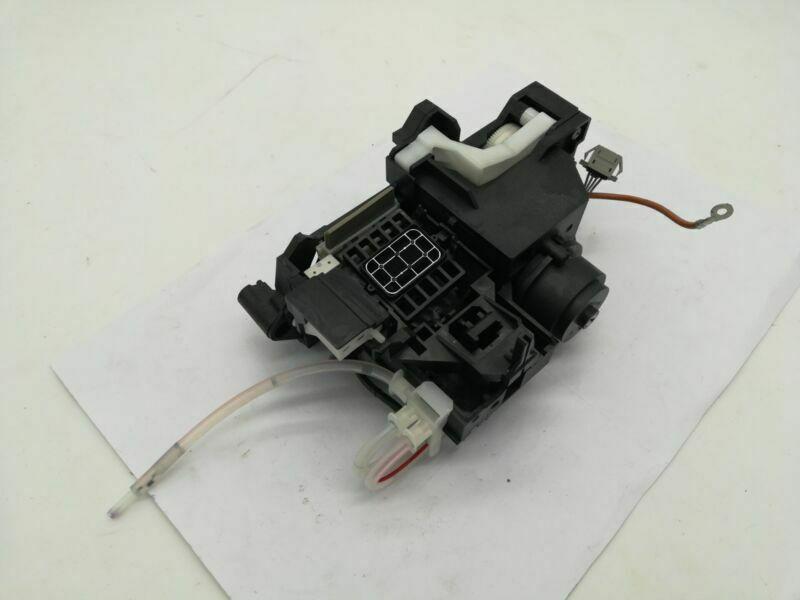تجميع مضخة الحبر ، تجميع وحدة القفل ، لـ Epson R1390 ، R1400 ، R1410 ، R1420 ، R1430 ، R1500 ، L1800 ، Assy 1555374-04 ، 1500W