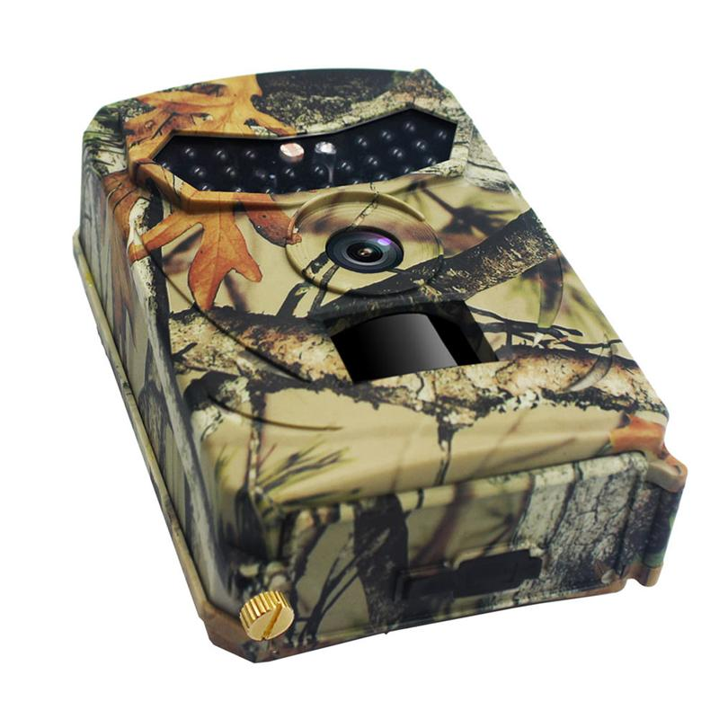 16MP Hunting Game Camera Infrared Night Vision Camera Scouting Cam No Battery