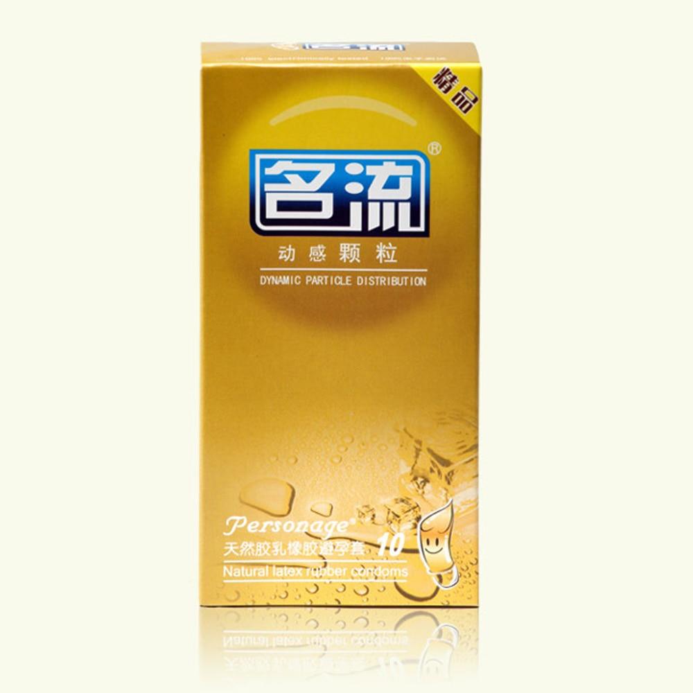 Venta al por mayor serie clásica 10 Uds Ultra delgado grano en forma de hilo productos preservativo adulto mejor calidad condones con aceite completo