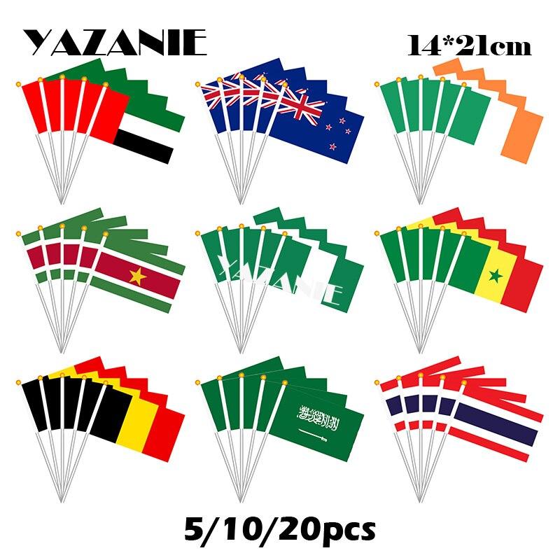 YAZANIE 14*21 см 5/10/20 шт., озвучивают вручную, в Соединённых арабских арабах, новой Австралии, Суринаме, нигерийском, Сенегале, Belgium, Саудовская Аравия, тайском стиле