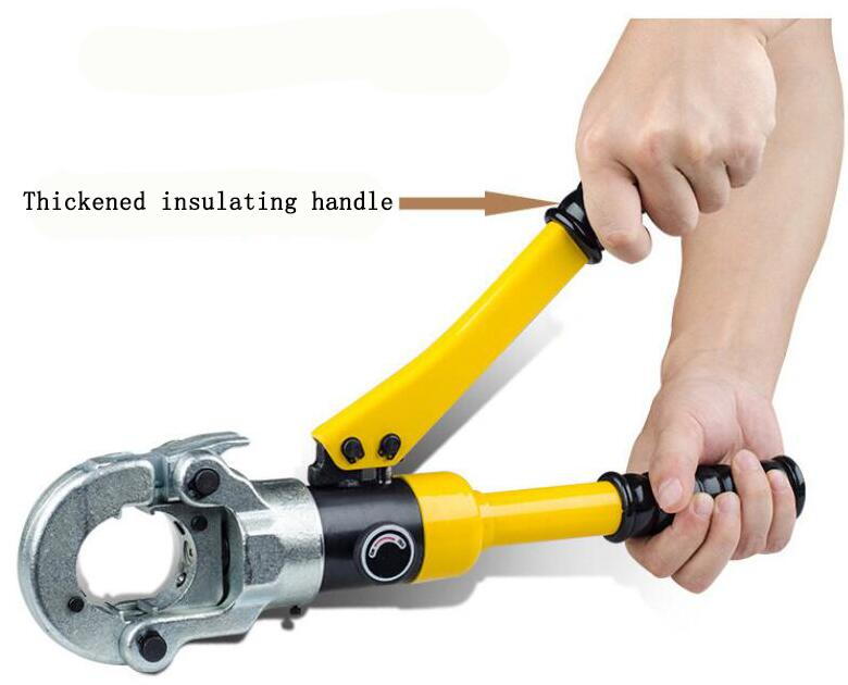 Hydraulic Pipe tongs/Pipe clamp/Pipe wrenches CW-1525/1632 of stainless steel pipe/aluminum plastic pipe+Mould enlarge