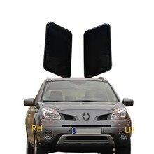 Renault Koleos 2009 2010 2011 프론트 헤드 라이트 와셔 스프레이 노즐 커버 캡