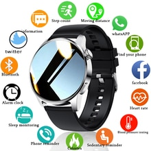 2021 New Dial Call Men Women Smart Watch 1.28-inch Full Touch Screen Sport Watches Heart Rate Fitnes