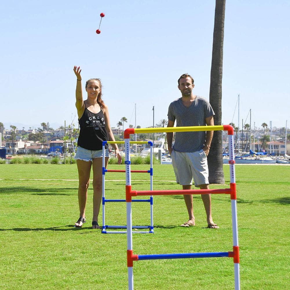 Divertido juego de pelota de escalera juego de Golf juego de patio trasero juguetes adultos y niños al aire libre juegos casuales