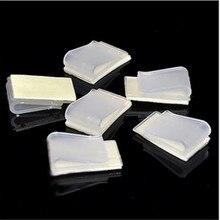 10 pièces CISS Accessoires bricolage Ciss ligne clip de Fixation Pince Auto-adhésif/pince de Pipeline POUR EPSON CANON HP Imprimante BROTHER