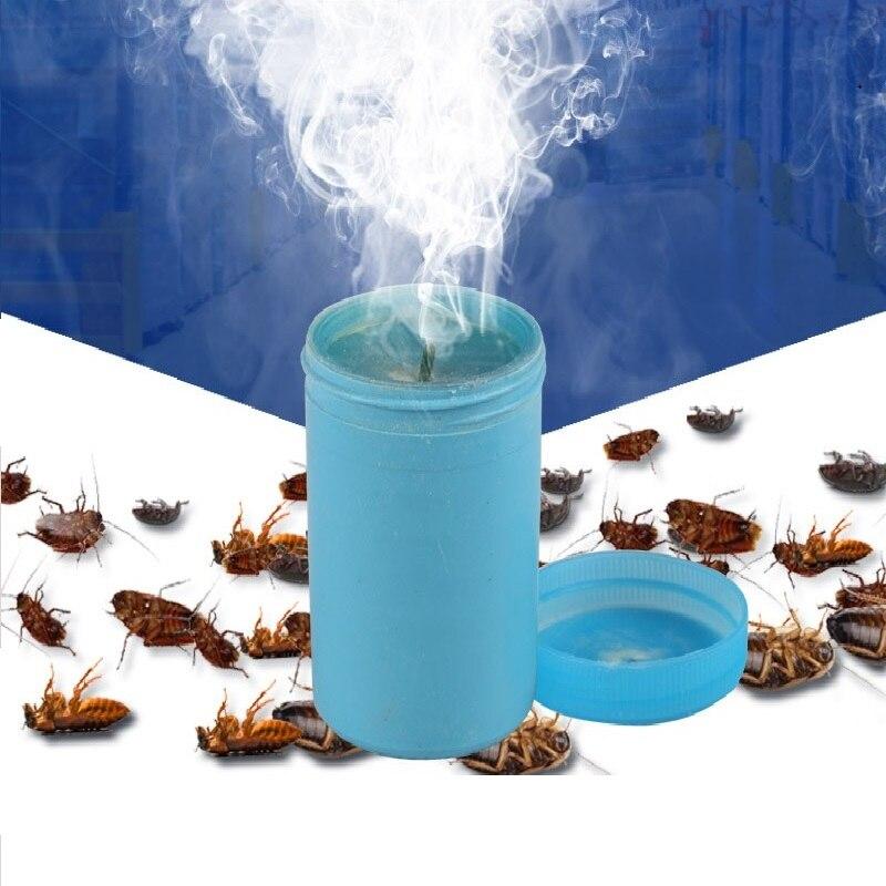 8 pces/2 sacos assassino do mosquito inseticidas de fumaça barata agente de fumaça inseto mosquito moscas repelente bug pulga controle de pragas Iscas mortas e artificiais    -