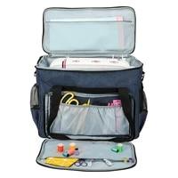 Oxford     sac de rangement Portable pour Machine a coudre  fourre-tout etanche  etui de protection avec poche  organisateur doutils de couture