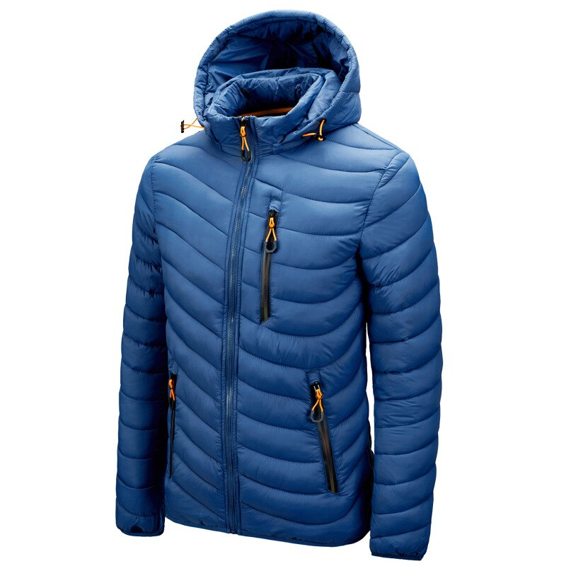 Зимняя мужская куртка 2021, модная толстовка, Мужская парка, куртка, мужские однотонные плотные куртки, теплые пальто, мужские зимние парки, цв...