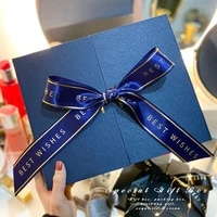 gift box medium men perfume lipstick purse box double door ribbon bow box jewelry box mother%e2%80%99s day girl women birthday gifts