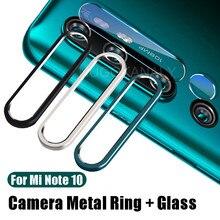 Voor Xiaomi Mi Note 10 Pro Camera Lens Screen Protector Back Camera Beschermende Cover Case Voor Xiaomi 9 Lite A3 redmi Note 8 7
