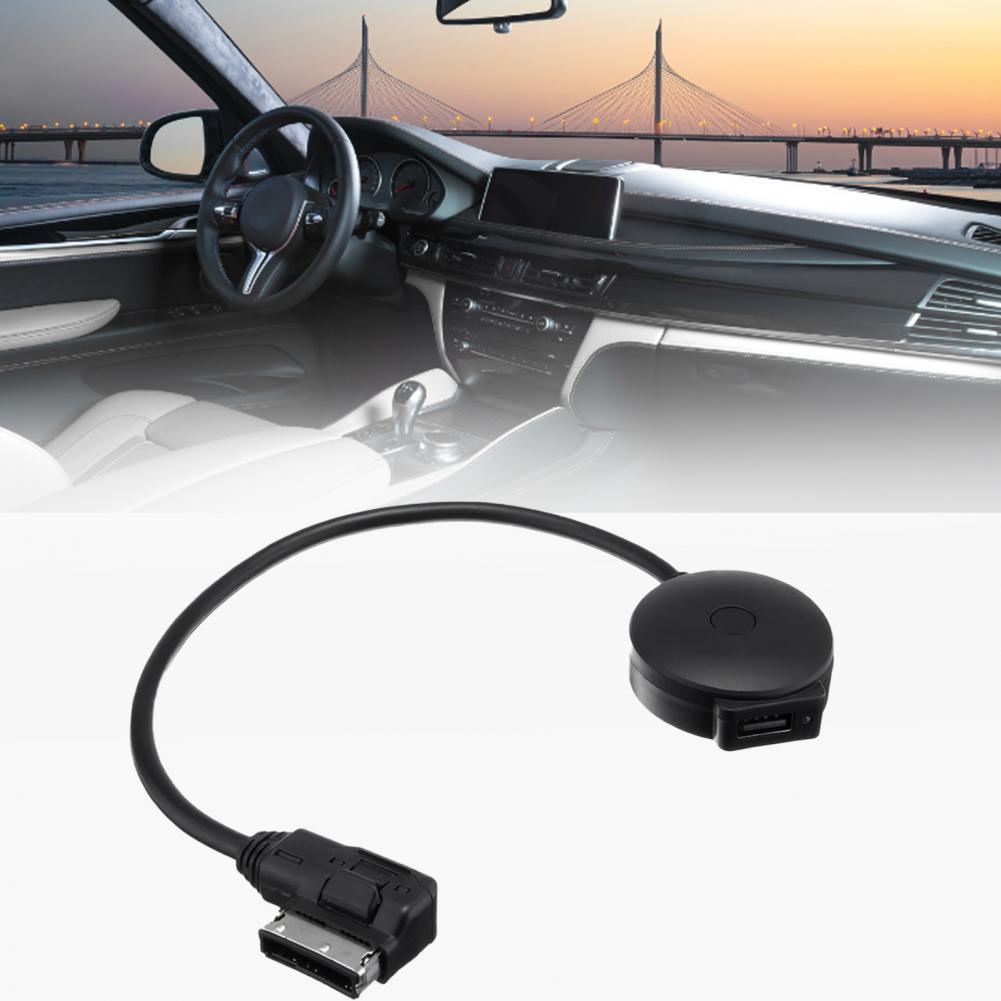 Автомобильный музыкальный интерфейс AMI MDI, USB Bluetooth-Кабель-адаптер, MP3-плеер для Audi A3 A4 A5 A6 Q5 Q7: AMI, для VW: MDI (2010-2014)