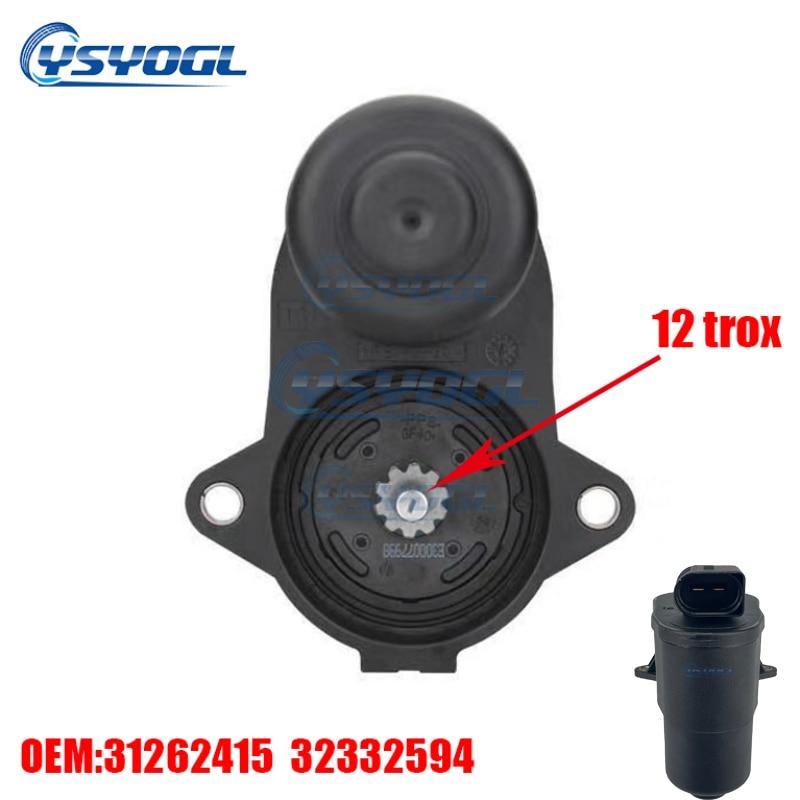 Servo motor da pinça de freio das peças de automóvel para volvo xc60 xc70 mkii s60 s80 v40 v70 ford galaxy s max 32332594 32332594f 32355158a