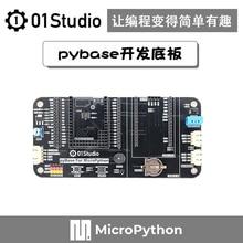 PyBase Pyboard/MicroPython Programming / Microcontroller Embedded Learning Experimental Development Board
