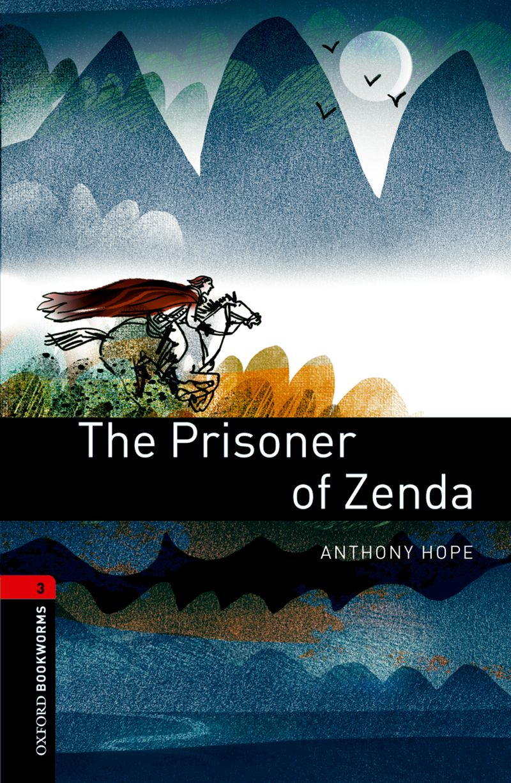Kids Boy Girl Educational English reading book Oxford Bookworms Library: Level 3: The Prisoner of Zenda