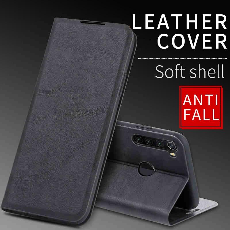 aliexpress.com - For Xiaomi Redmi Note 7 8 Pro 8T Case Leather Magnetic Flip Case For Xiaomi Redmi 6 6A 7 7A 8 8A K20 Pro Case Etui Wallet Cover