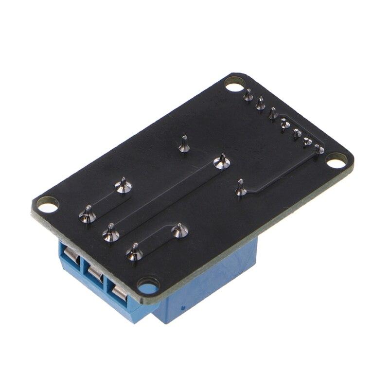 1 Uds. 1 canal 3V módulo de relé 3,3 V disparo de nivel bajo con lámpara B85C