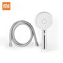 Original Xiaomi Mijia Diiib 3 Mode ensemble de douche à main 360 degrés 120mm 53 trou deau, PVC Matel puissant Massage douche D5