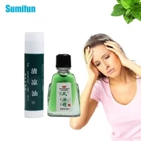 2types liquid balm bite mosquito repellent oil fengyoujing cool repellent insect oil refreshing anti itch mosquito repellent