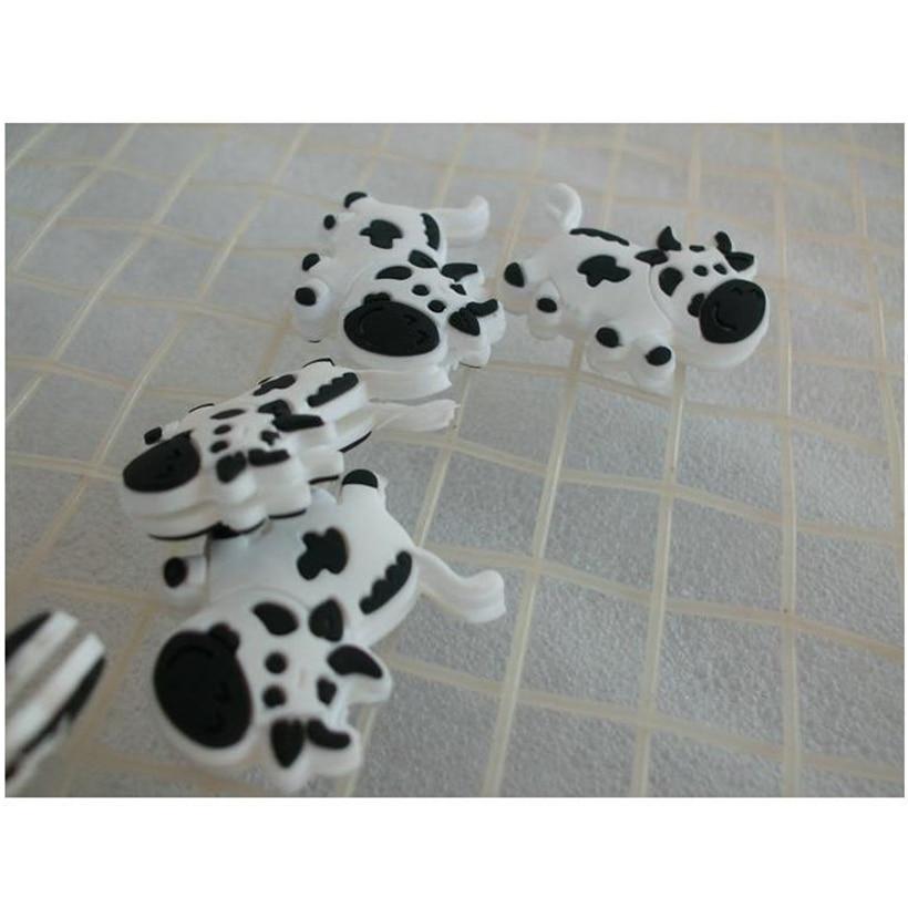 Gel de sílice importado POWERTI 8 unids/lote, amortiguadores de vibración para ganado...