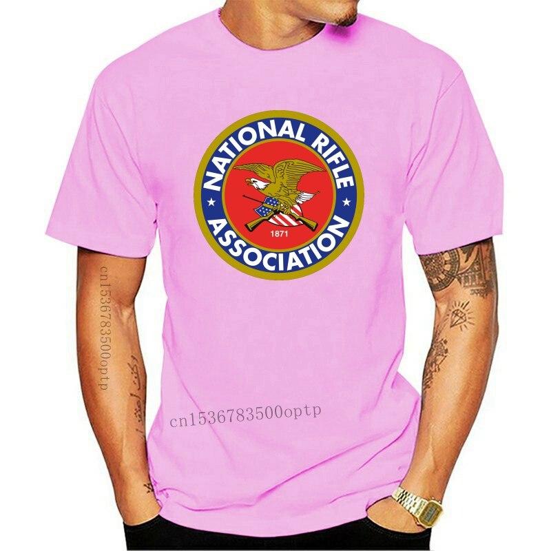 Nationalen Gewehr Association NRA Pistolen Gewehre T Shirt Herren T Fan Geschenk Neue Von UNS