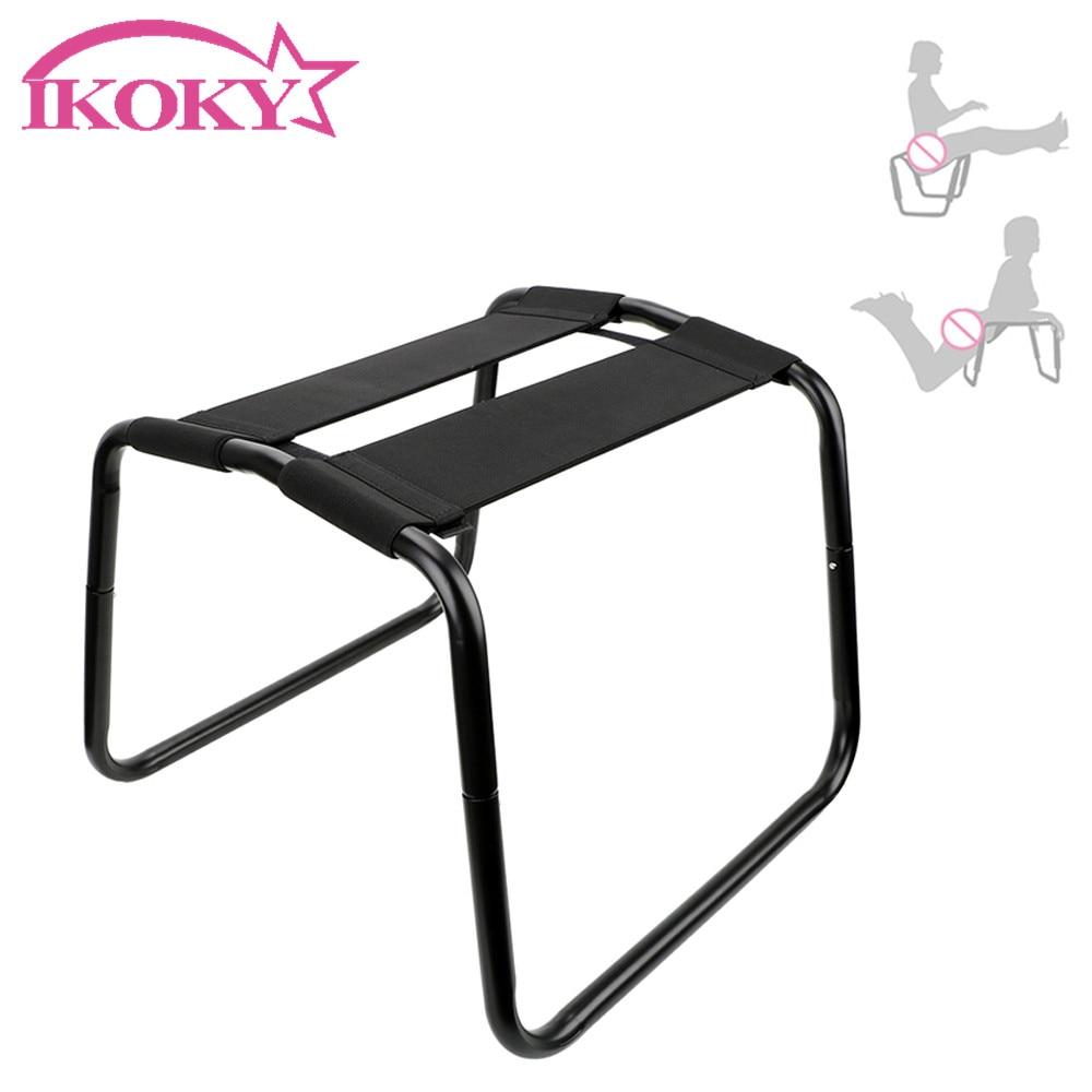 IKOKY-كرسي استمناء مرن للنساء ، مقعد للمساعدة في الأوضاع الجنسية ، ألعاب الكبار للأزواج