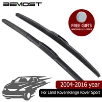 bemost car windscreen wiper blades for land rover for range rover sport l320l494 fit u hook arm model year from 2004 to 2016
