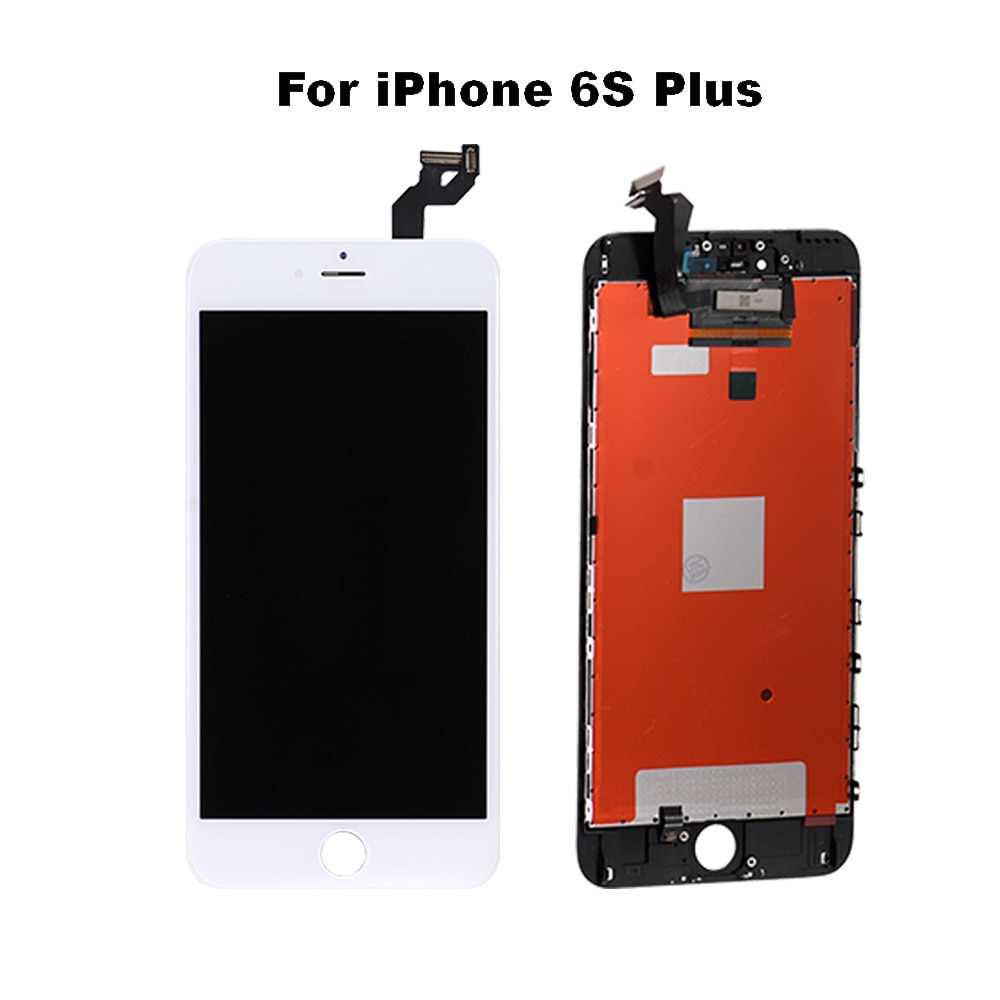 LCD Display For iphone 6 display 7 8 6S Plus Touch Screen Replacement For iPhone 5 5S SE No Dead Pixel+Tempered+TPU+Tools enlarge