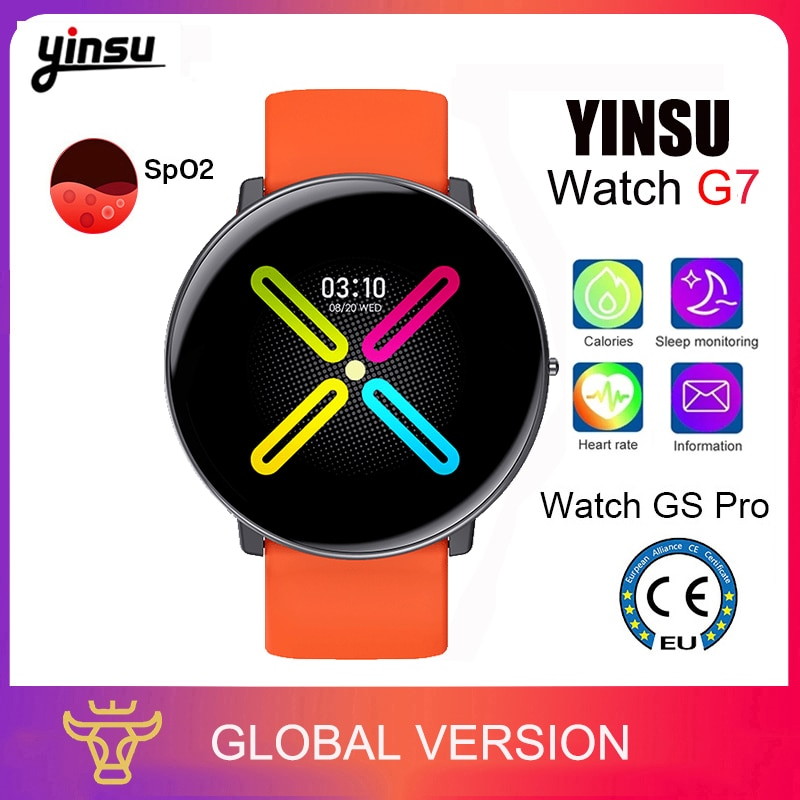 q9t sports smartwatch body temperature measure custom watch face smart watch men women heart rate bracelet for android ios pk p9 YINSU Watch Women Smart Watch G7 Measure Temperature Heart Rate Waterproof Top Quality Men Sports Watch For Android IOS
