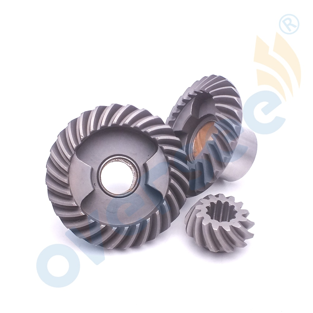 For Tohatsu Nissan Outboard Motor Gear 2 2.5HP 3.5 4HP 5HP 6HP 369-64020 369-64010 369-64030 FOR a SET enlarge