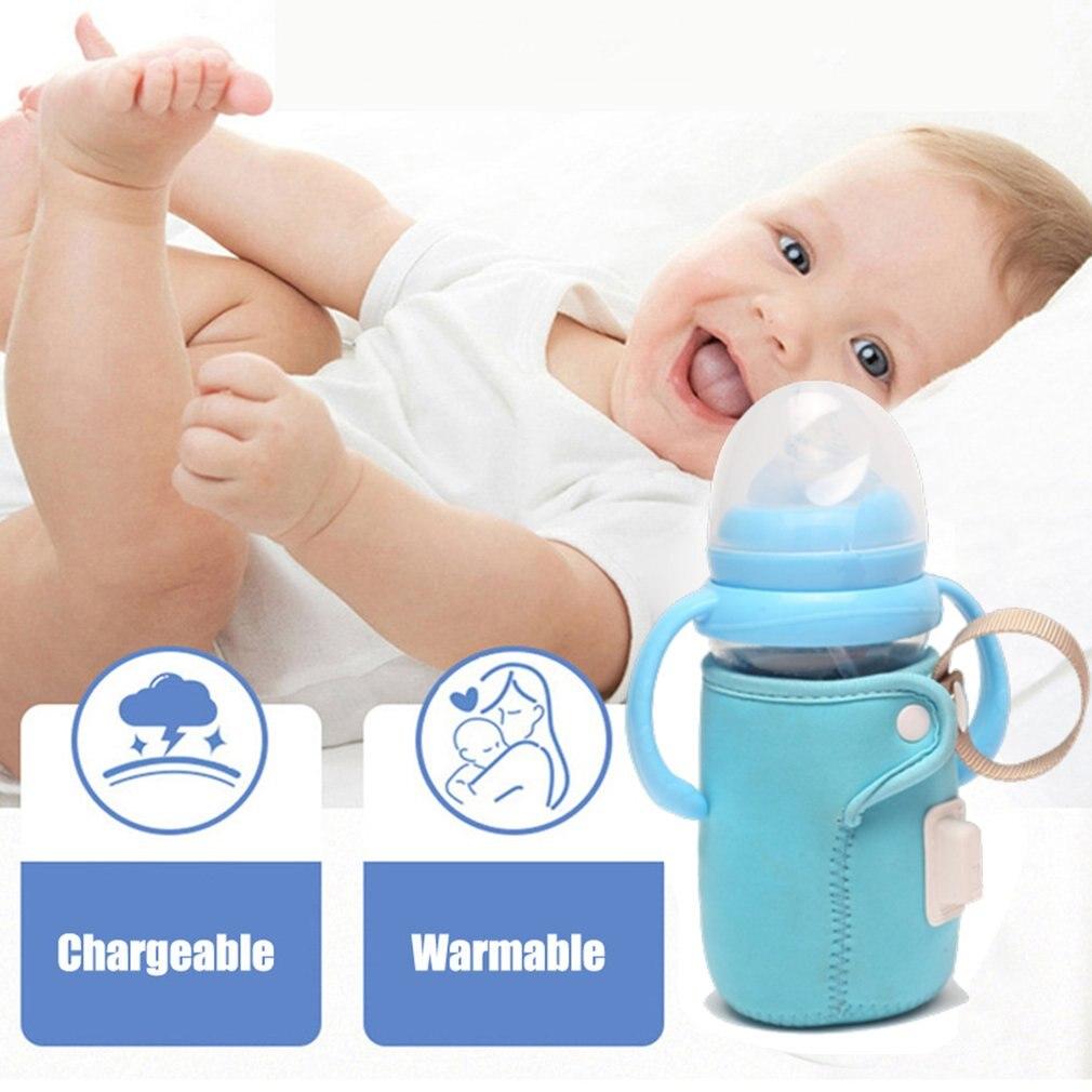 Термостат для детской бутылочки, нетоксичные обогреватели для бутылочек для кормления, низкое напряжение и низкий ток, нагрев, безопасные а...