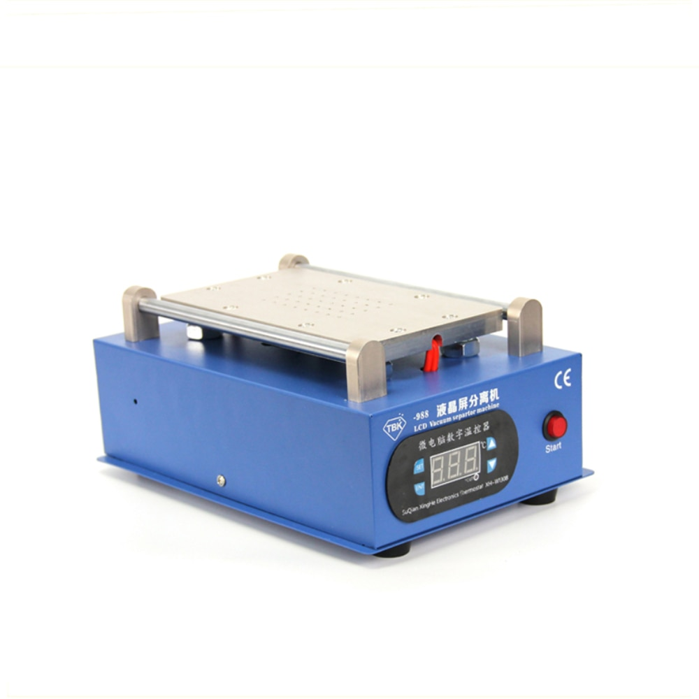 Manual Vacuum Separator Newest 7 Inch Lcd Separating TBK-988 With Built-in Vacuum Pump Touch Screen Separator Machine manual vacuum separator newest 7 inch lcd separating tbk 988 with built in vacuum pump touch screen separator machine
