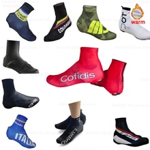 2021 Rx Brand Winter Thermal Cycling Shoe Cover Sport Man's MTB Bike Shoes Covers Bicycle Overshoes
