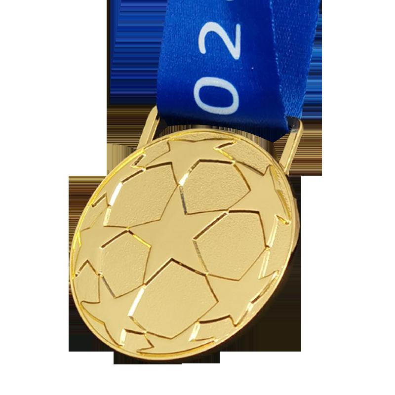 Хит сезона 2000-2021, медали чемпиона Европы, сувениры, копия футбольной медали, металлические медали, фанаты, сувенирные монеты, хороший подаро...
