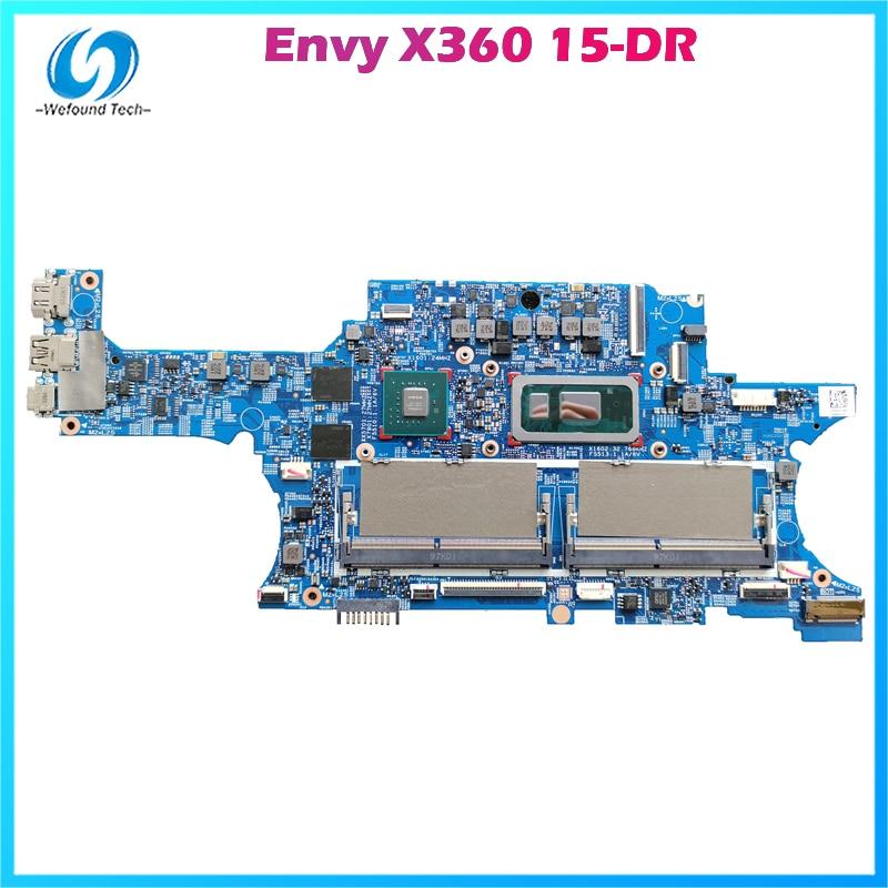 اللوحة الأم للكمبيوتر المحمول Envy X360 15-DR L63888-001 18748-1 الرسومات المنفصلة ذات نوعية جيدة