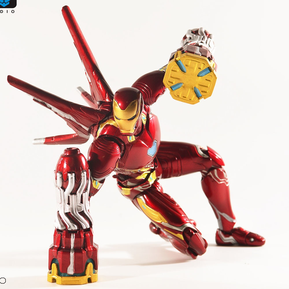 IN STOCK1/12 MK50 Iron Men Nota Studio IN TOY for 1/12 Action Toys Tony Figure model Accessories without box